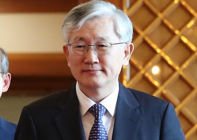 南官杓(ナム・グァンピョ)駐日大使