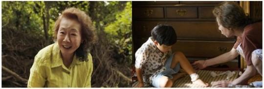 映画『MINARI』の女優ユン・ヨジョン