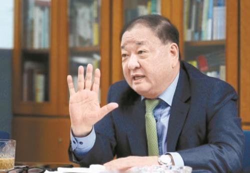 姜昌一(カン・チャンイル)新任駐日韓国大使