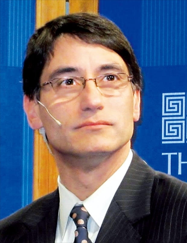 マンスフィールド財団のフランク・ジャヌージ代表