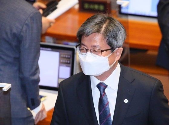 金命洙(キム・ミョンス)大法院長