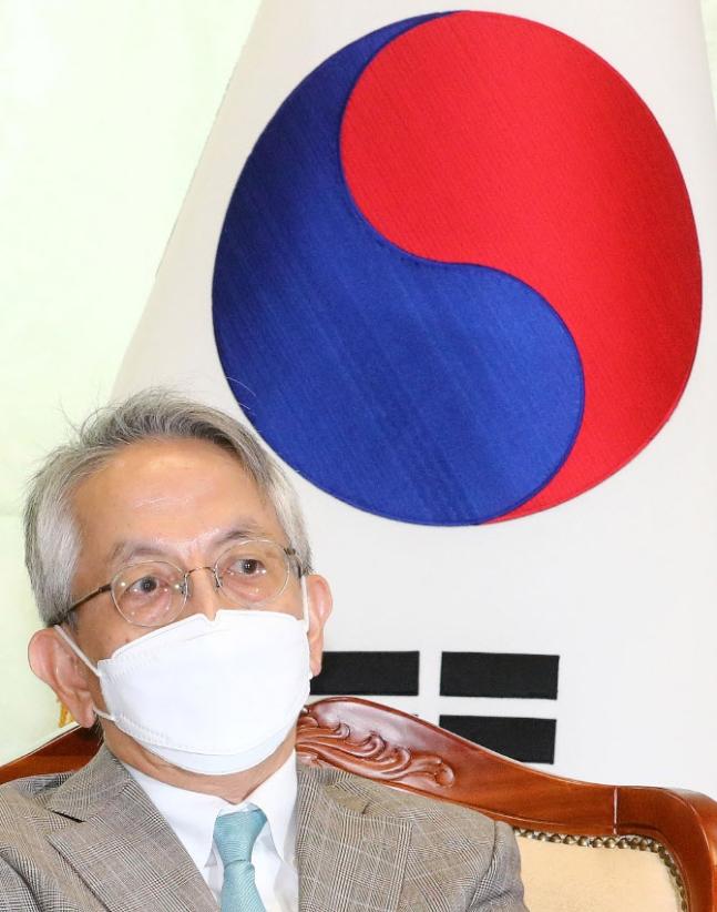 相星孝一新駐韓日本大使