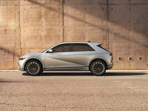 現代自動車のアイオニック5