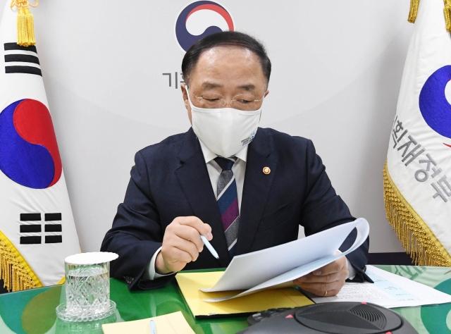 洪楠基(ホン・ナムギ)韓国副首相兼企画財政部長官