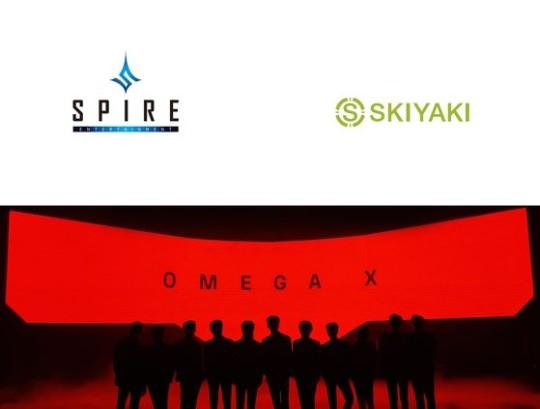 OMEGA X[写真 スパイアエンターテインメント]