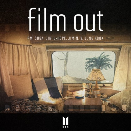 BTSの『Film out』[写真 Big Hit]
