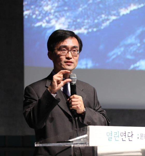 韓国科学技術院(KAIST)のチョン・ヨンフン教授。[写真 フェイスブック]