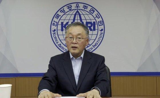 李相律(イ・サンリュル)航空宇宙研究院院長