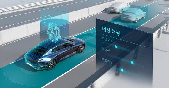 最近10年間、人工知能(AI)技術は急速に高まっている。AIは自動車をはじめさまざまな産業分野で応用できる技術に挙げられる。[中央フォト]