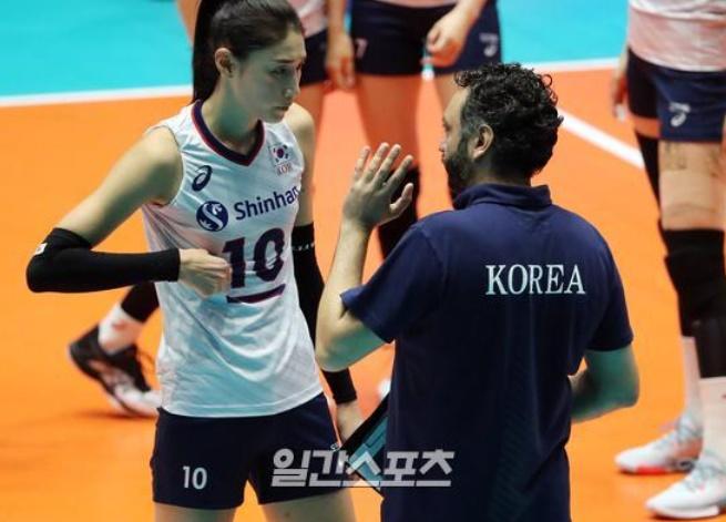 韓国女子バレーボール代表