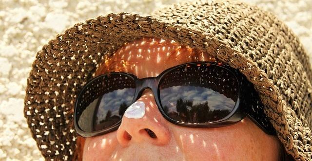 ある英国女性が日光アレルギー(光線過敏症)を警告した。※写真は記事の内容と関連ありません。[写真 Pixtabay]