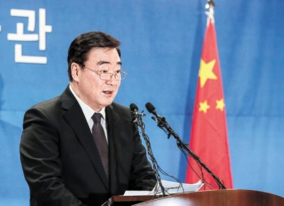 ケイ海明駐韓中国大使