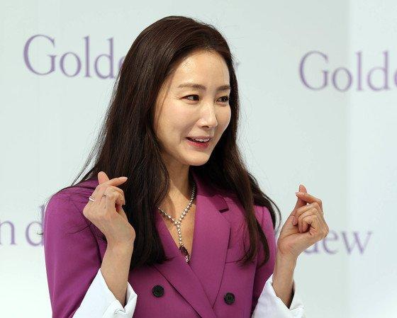 女優チェ・ジウ