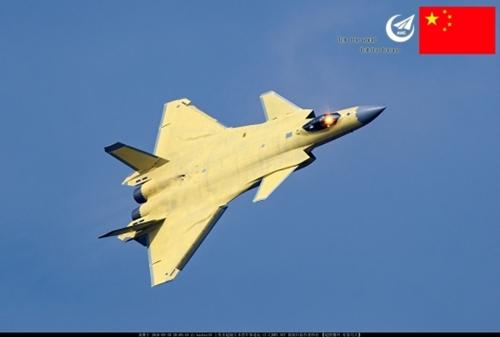 中国のステルス戦闘機「J-20(殲20)」