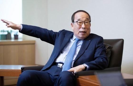 朴容晟(パク・ヨンソン)元大韓体育会長は「五輪開催はそれ自体が偉大な遺産」と強調した。 イム・ヒョンドン記者