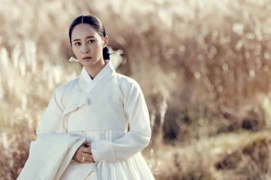 ドラマ『ポッサム-運命を変える』でファイン翁主スギョン役を演じるクォン・ユリ。[写真 MBN]