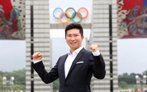 国際オリンピック委員会(IOC)のユ・スンミン選手委員