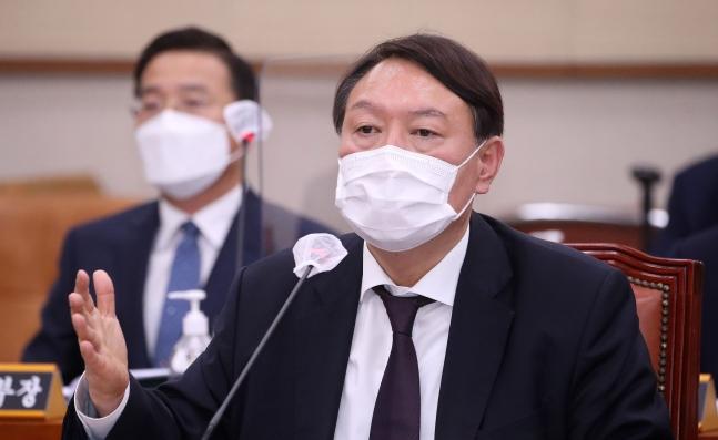 尹錫悦(ユン・ソンニョル)前検察総長