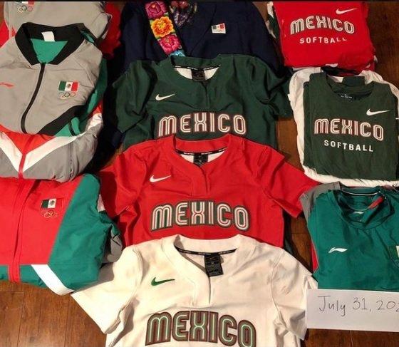 2020東京五輪のメキシコソフトボール代表選手ダニエジェ・オトゥール インスタグラム キャプチャー
