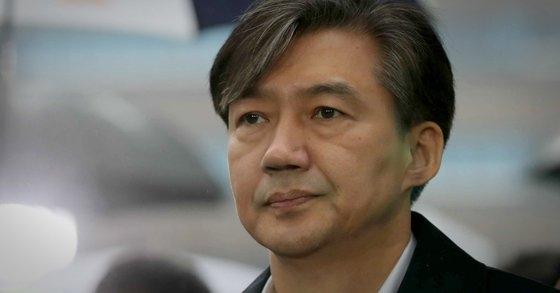 チョ・グク元法務長官