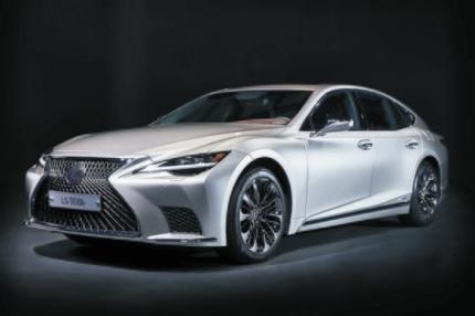 レクサスなど日本車の韓国国内販売は最近、急速に回復している。 [中央フォト]