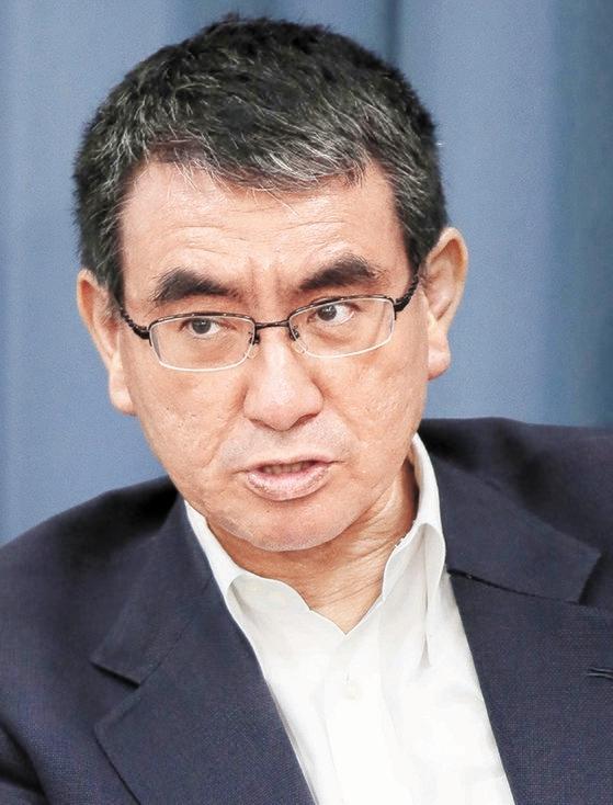 河野太郎行政改革担当相