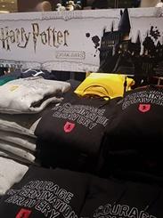 ハリーポッターのコラボ商品