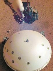 火星の地震を初観測